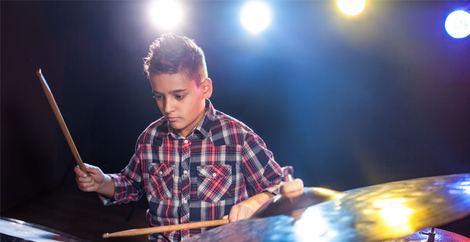 The Best Junior Drum Sets