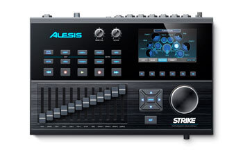 Alesis Strike Module is user-friendly