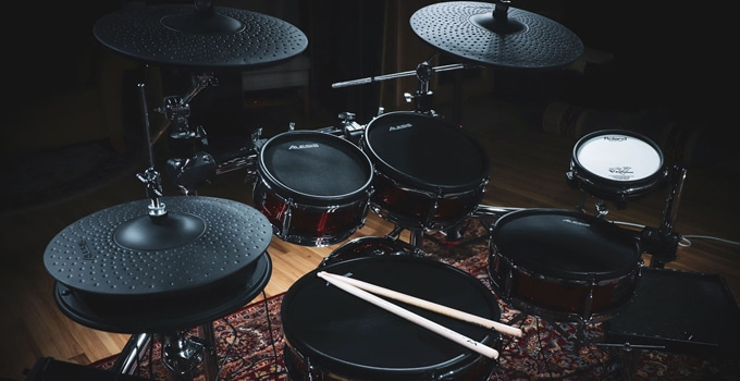 The Best Electronic Drum Kits Available
