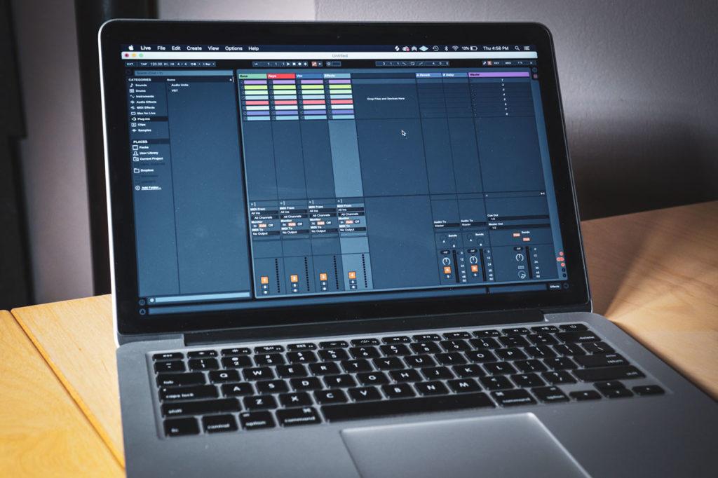 How To Run Backing Tracks with a Live Band
