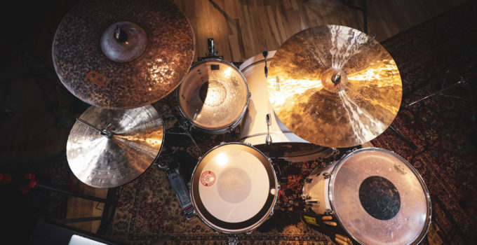 How to set up a drum set with ease