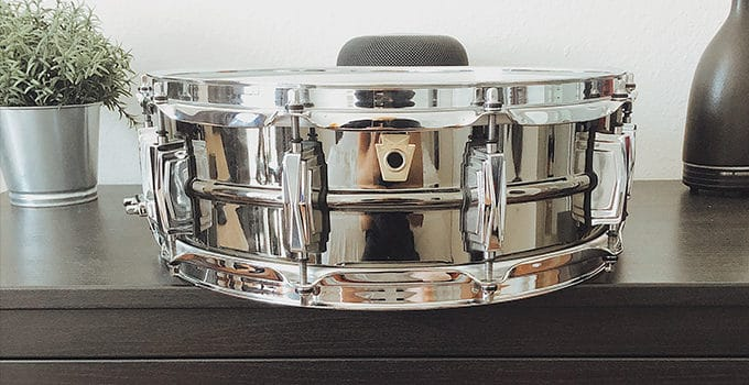 Ludwig Black Beauty Snare Drum Review