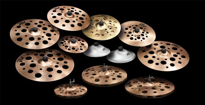 Paiste PST X Cymbal Line Reviewed